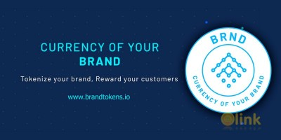 Brand Tokens - ICO