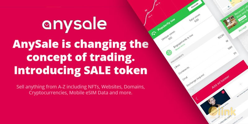 AnySale ICO