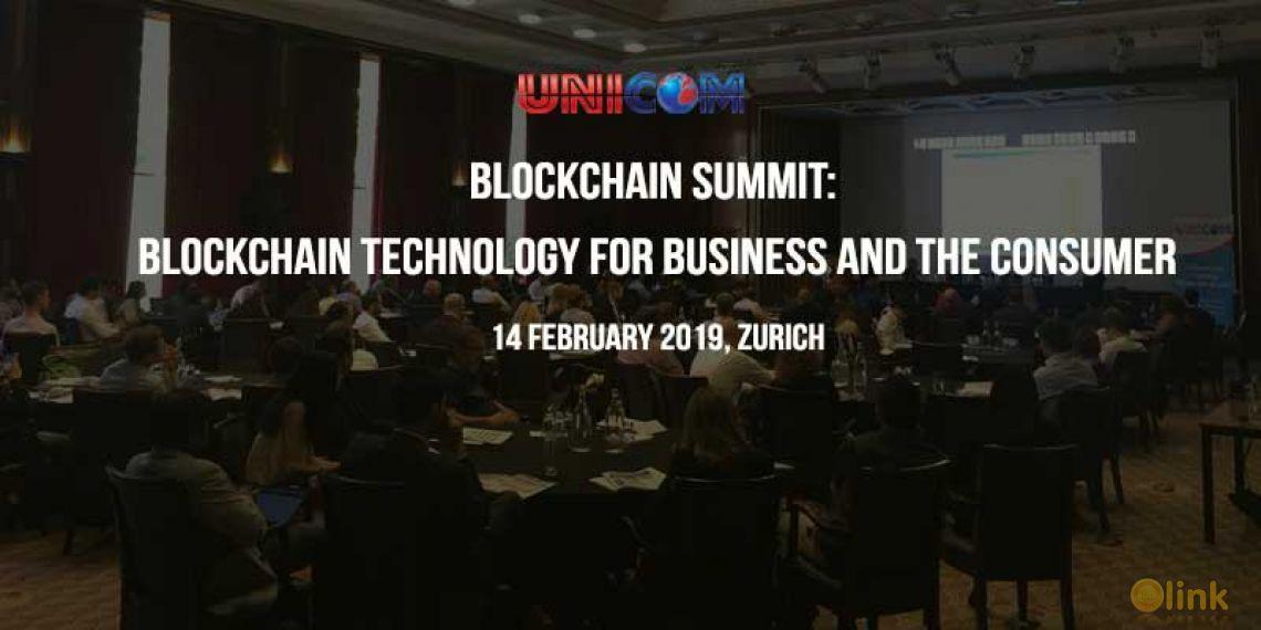 The ICO Summit, Zurich