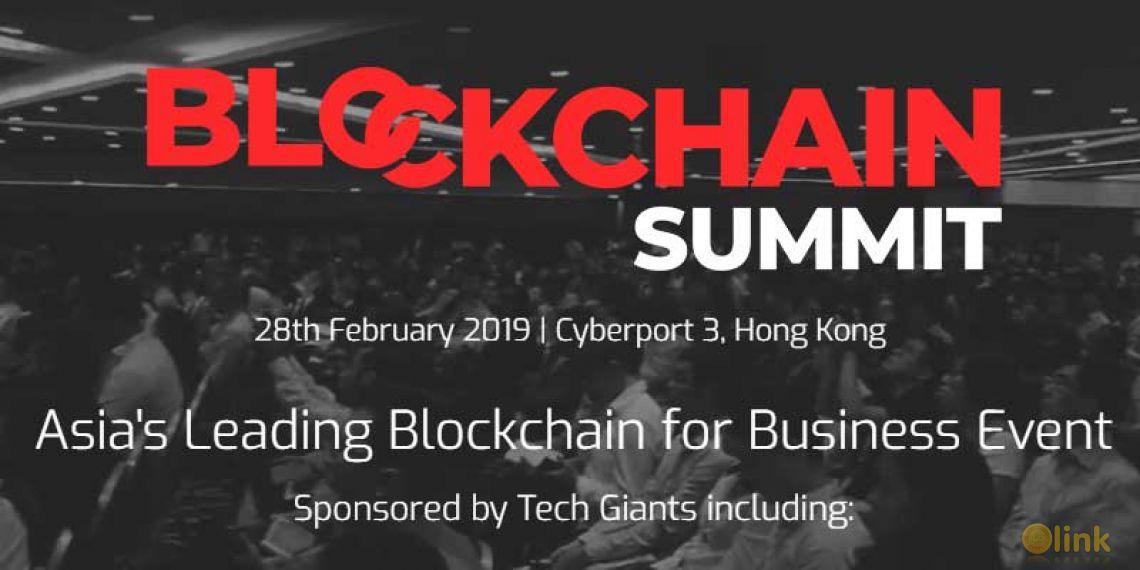 Blockchain Summit Hong Kong