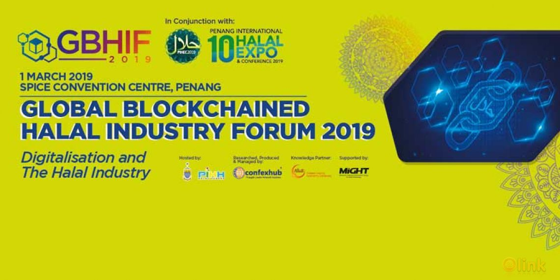 Global Blockchained Halal Industry Forum 2019