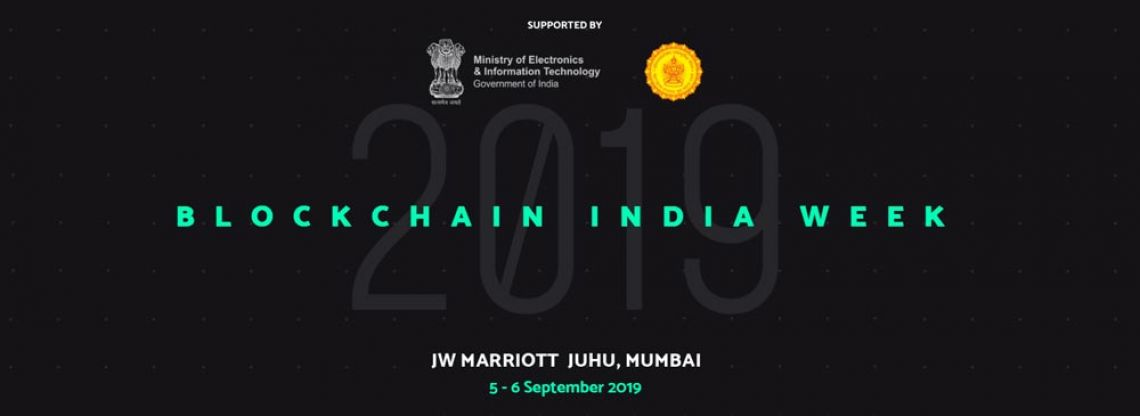 Blockchain India Week  Mumbai , India