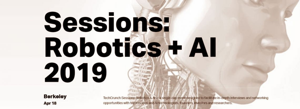 Sessions: Robotics + AI 2019