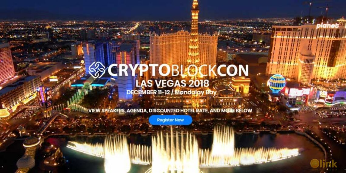 CryptoBlockCon Las Vegas