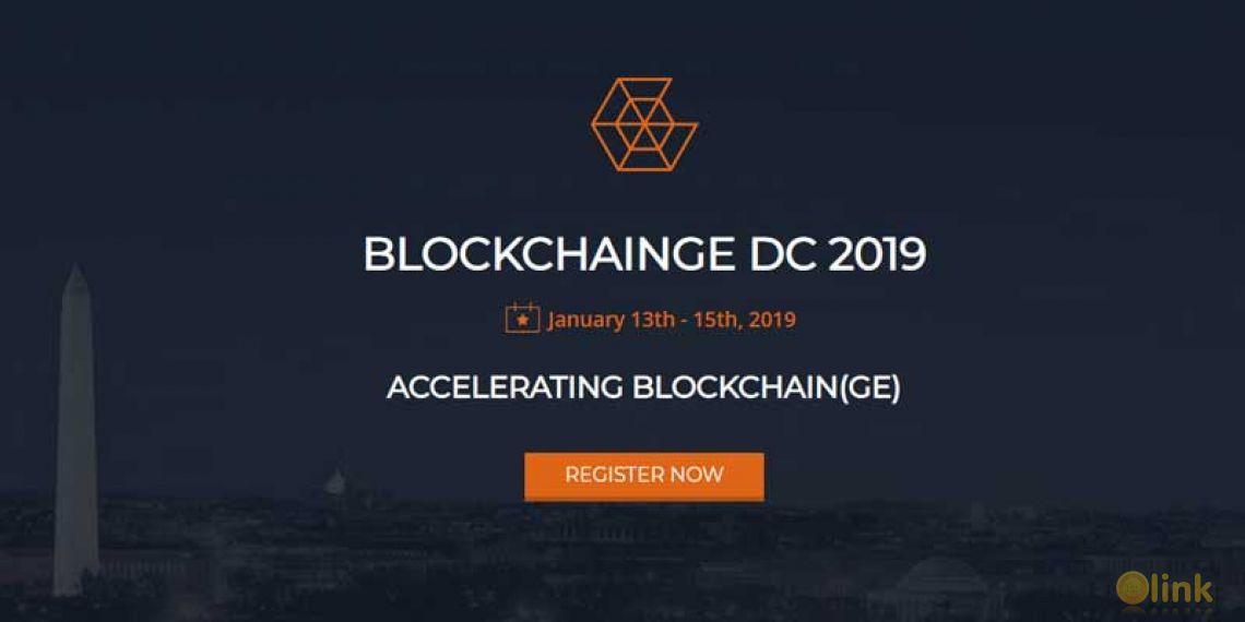 BLOCKCHAINGE DC 2019
