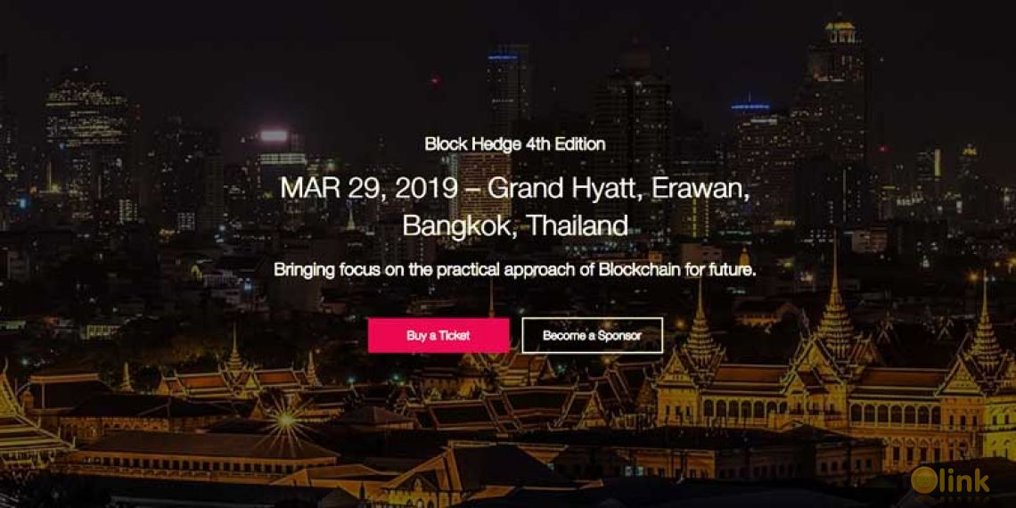 Block Hedge 4th Edition Bangkok