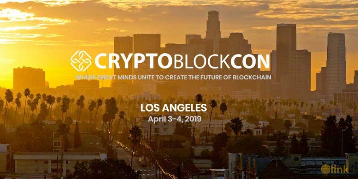 CryptoBlockCon Los Angeles