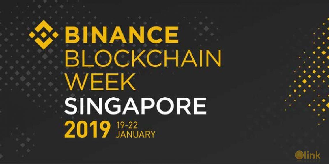 Binance Blockchain Week