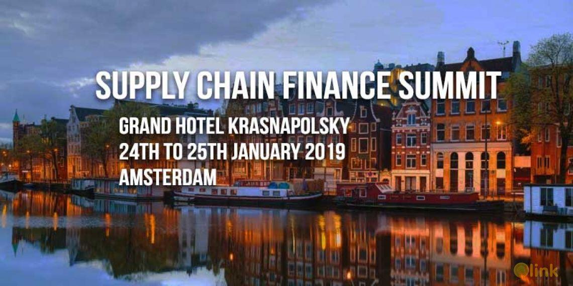 Supply Chain Finance Summit, Amsterdam Event | ICO LIST
