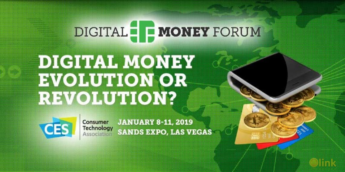 Digital Money Forum Las Vegas