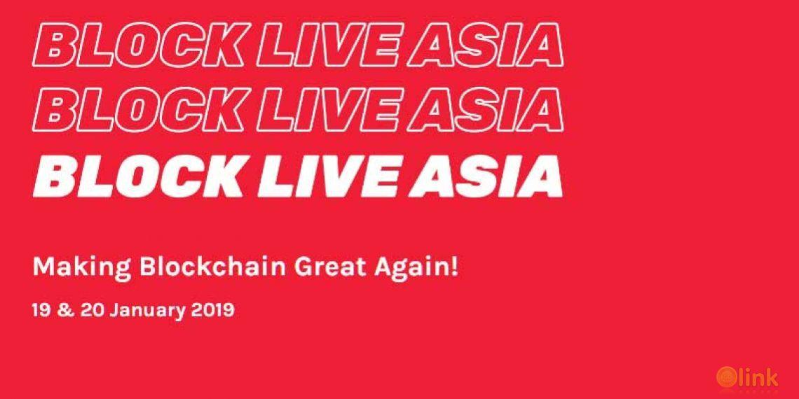 Block Live Asia 2019