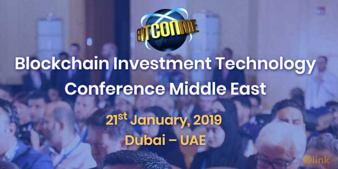 Blockchain Investment Technology Conference Middle East