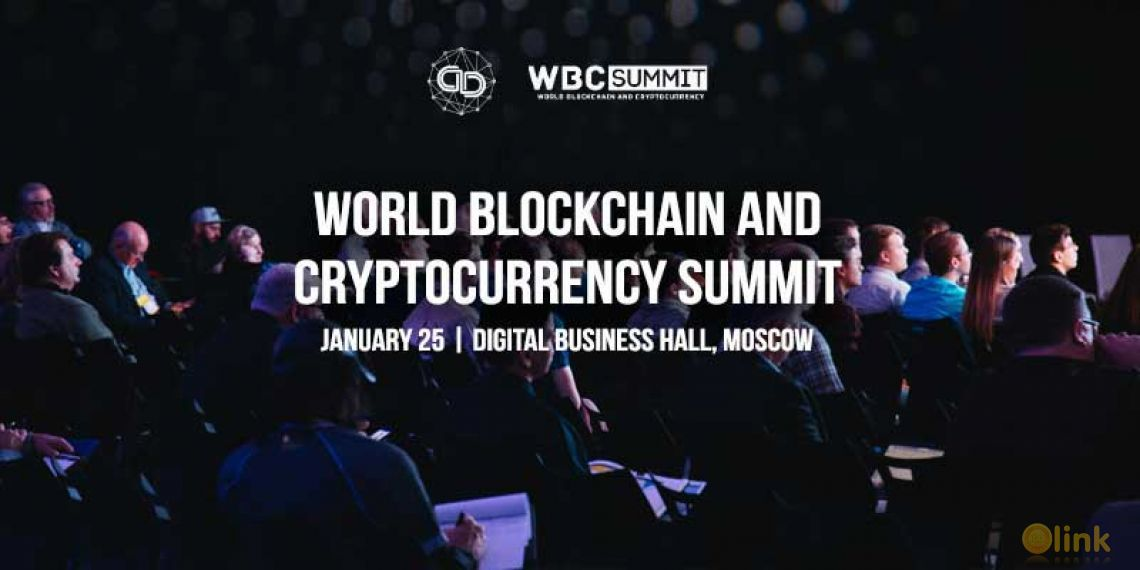 WORLD BLOCKCHAIN AND CRYPTOCURRENCY SUMMIT Moscow