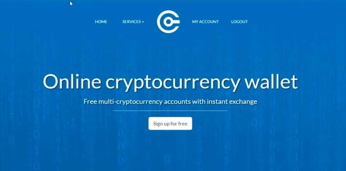 ICO-Cryptocurrency-Wallet-Cryptonator
