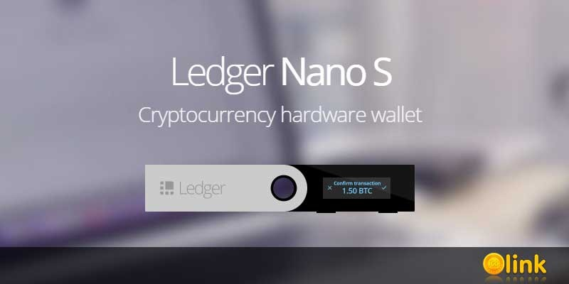 ICO-Cryptocurrency-Wallet-Ledger