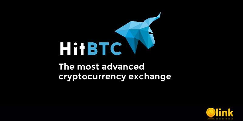 ICO-LINK-криптовалюта-Обмен-HitBTC