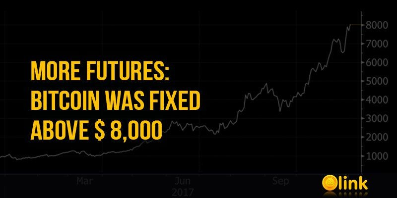 ICO-LINK-NEWS-More-futures-Bitcoin-was-fixed-above--8000