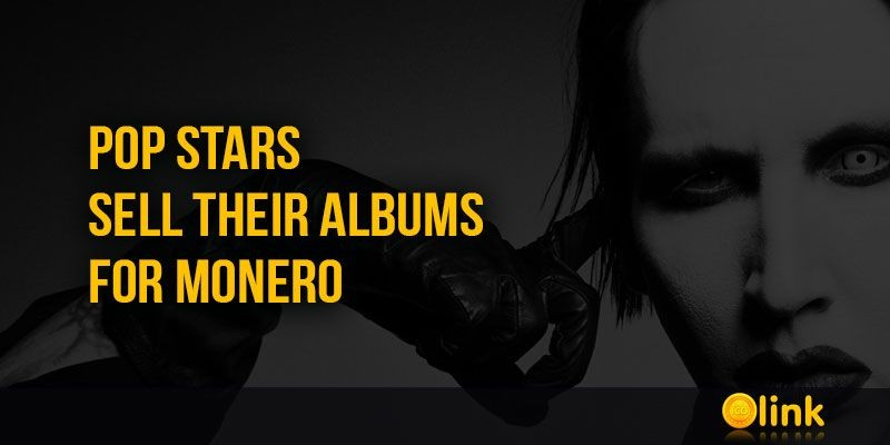 ICO-LINK-NEWS-Pop-Stars-sell-their-albums-for-Monero