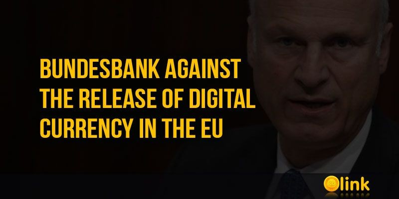 ICO-LINK-NEWS-Bundesbank-against-the-release-of-digital-currency-in-the-EU