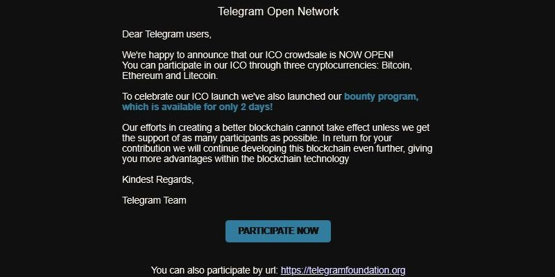ICO-LINK-NEWS-Telegram-fake