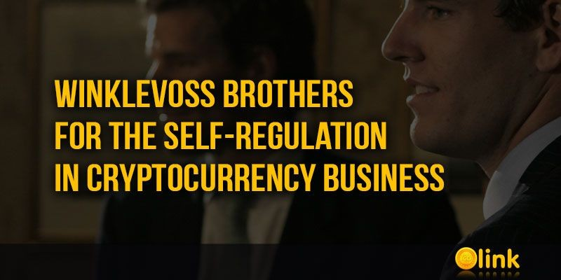 ICO-LINK-NEWS-Winklevoss-brothers-for-the-self-regulation-in-cryptocurrency-business
