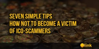 Seven simple tips how not to become a victim of ICO-scammers