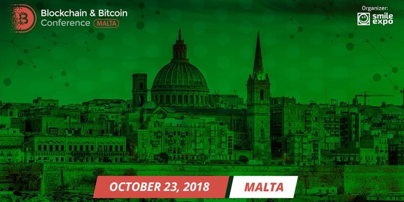 MALTA-Blockchain-and-Bitcoin-Conference-PRESS-RELEASE