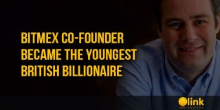 Bitmex co-founder became the youngest British billionaire