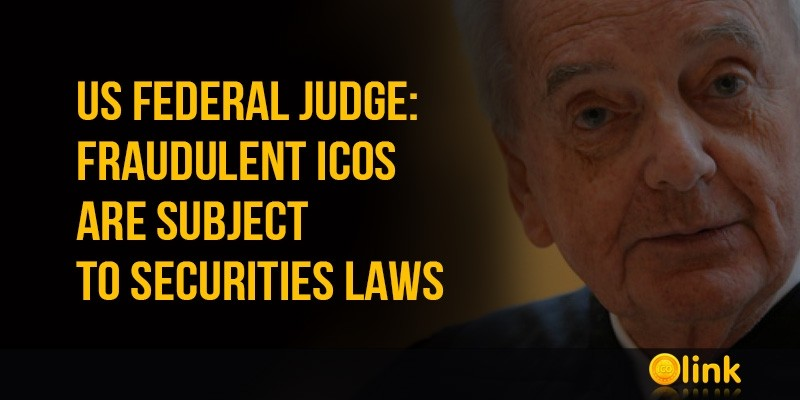 ICO-NEWS--fraudulent-ICOs-are-subject-to-securities-laws