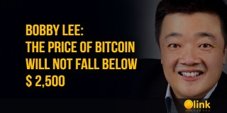 Bobby Lee: the price of Bitcoin will not fall below $ 2,500