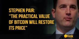 "Stephen Pair: ""The practical value of Bitcoin will restore its price"""