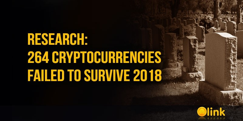 264-Cryptocurrencies-Failed-to-Survive-2018