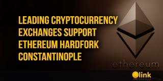 Leading cryptocurrency exchanges support Ethereum hardfork Constantinople