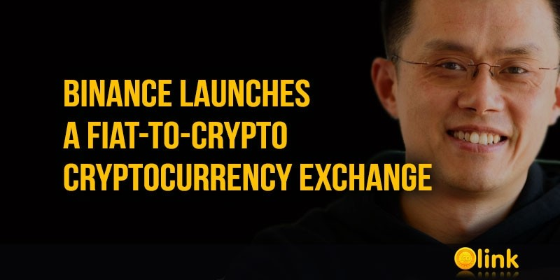 Binance-launches-a-fiat-to-crypto-Cryptocurrency-Exchange