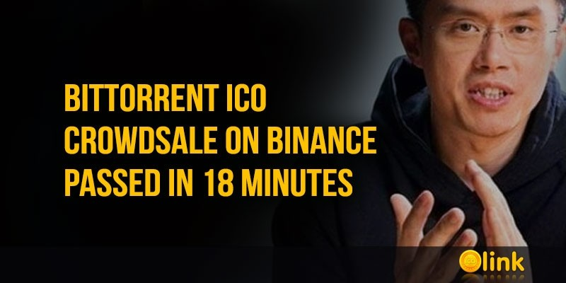 BitTorrent-ICO-Crowdsale-on-Binance-passed-in-18-minutes