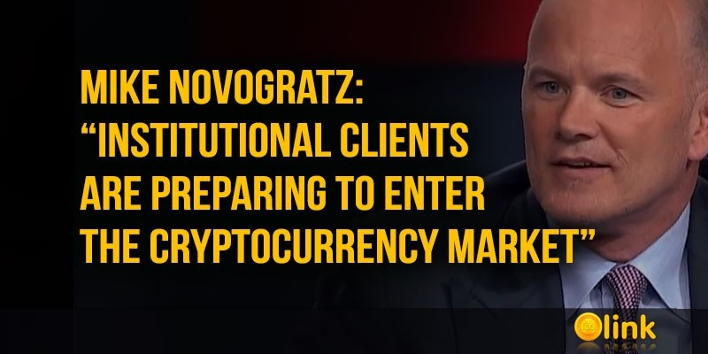 Mike-Novogratz-institutional-clients--to-enter-the-cryptocurrency-market