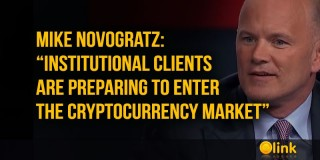 "Mike Novogratz: ""institutional clients are preparing to enter the cryptocurrency market"""