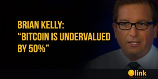 "Brian Kelly: ""Bitcoin is undervalued by 50%"""