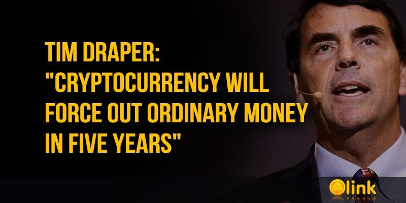 Tim-Draper-cryptocurrency-will-force-out-ordinary-money-in-five-years