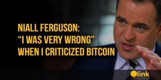 "Niall Ferguson: ""I was very wrong"" when I criticized Bitcoin"