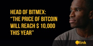 "Head of BitMEX: ""the price of Bitcoin will reach $ 10,000 this year"""