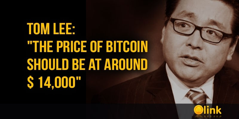 Tom-Lee-price-of-Bitcoin-should-be-at-around--14000