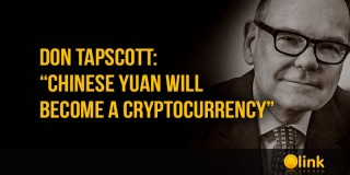 "Don Tapscott: ""Chinese yuan will become a cryptocurrency"""