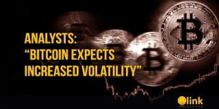 "Analysts: ""Bitcoin expects increased volatility"""