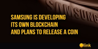 Samsung is developing its own blockchain and plans to release a coin