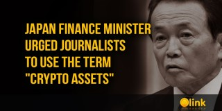 Japan Finance Minister urged journalists to use the term