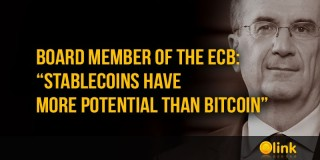 "Board member of the ECB: ""Stablecoins have more potential than Bitcoin"""