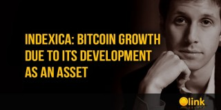 Indexica: Bitcoin growth due to its development as an asset