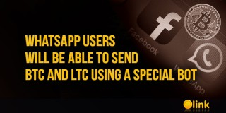 WhatsApp users will be able to send BTC and LTC using a special bot