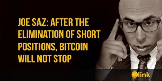 Joe Saz: After the elimination of short positions, Bitcoin will not stop